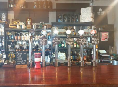 Blog #87. Foundry Brew Pub - Foundry IPA. I 'Found' a good'un!