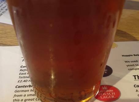 Blog #90. Foundry Brew Pub - Red Rye. (Tasting session 3/5).
