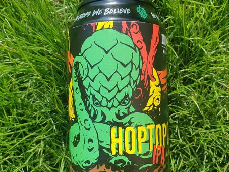 Blog #57. Dogma Brewery - Hoptopod. Hoppin' all over the world.