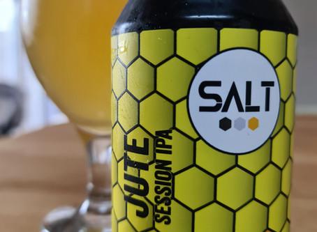 Blog #84. Salt - Jute. Session IPA.