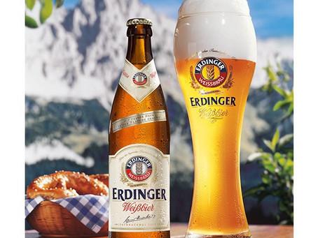 Blog #66. Erdinger Weißbier. Wheat's all the fuss about?