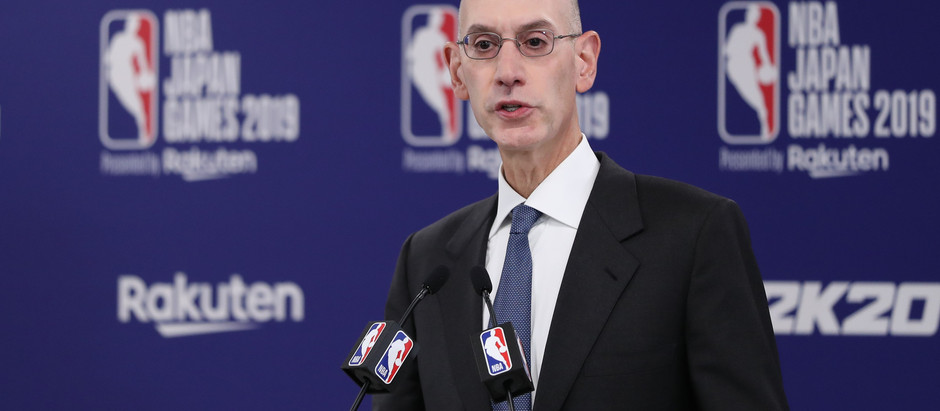 Chinese asserted economic pressure on NBA after an executive from Rockets tweeted in support of HK's