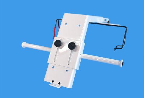 660 Dual spool holder