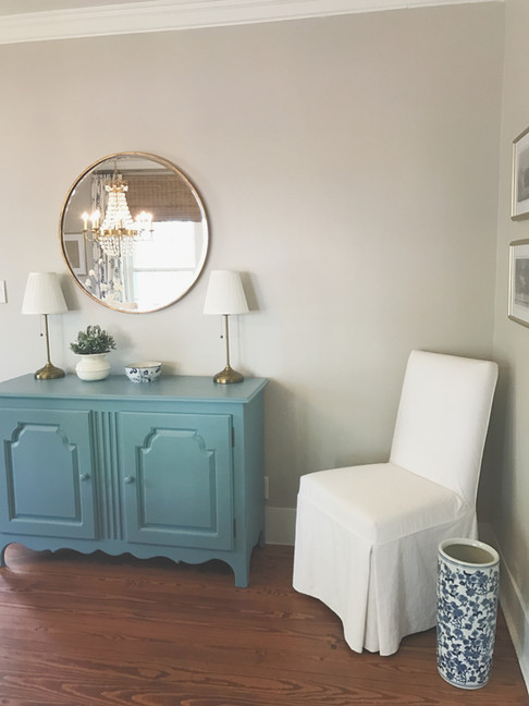 Cottage Blue
