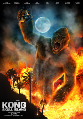 KONG FAN ART POSTER SUBMISSION