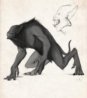werewolf wrath