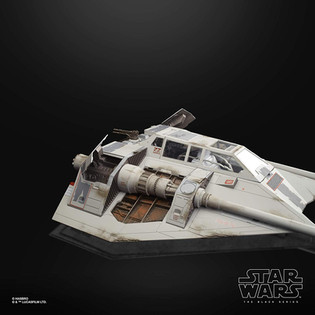 Star Wars The Black Series Snowspeeder Vehicle with Dak Ralter Figure 6-Inch-Scale The Empire Strikes Back