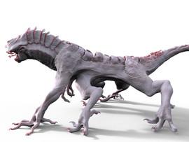 Rynyx Zbrush model