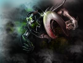 THE HORSEMEN OF DEATH