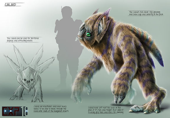 calaid_creature_concept_sheet_by_franere