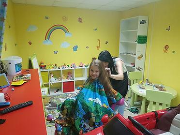 """Детская парикмахерская """"Солнышко""""- модные детские стрижки, прокол ушей, стрижки для детей, детская парикмахерская краснодар"""