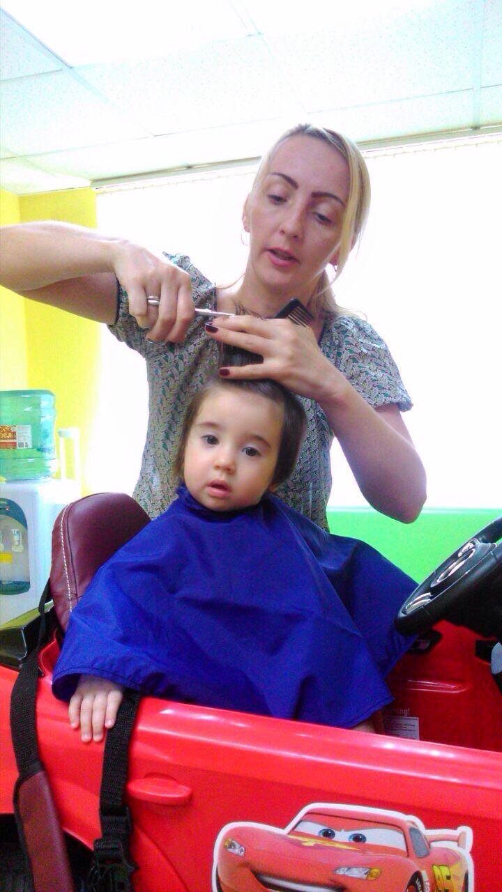 """Детская парикмахерская """"Солнышко"""""""