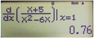 מחשבון , מתמטיקה , 5 יחידות