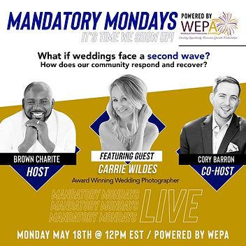 WEPA Mandatory Mondays.jpg