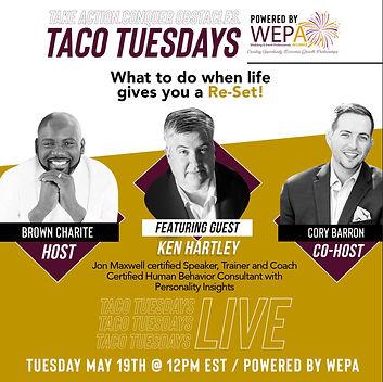 WEPA Taco Tuesday's