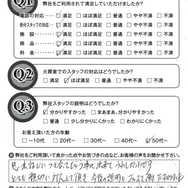 2021年4月26日岡山市K様