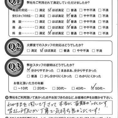 2021年4月9日岡山市M様
