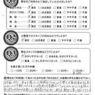2021年10月11日岡山市F様