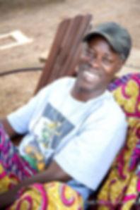 Bolokada Conde Grand Master Malinke Djembefola