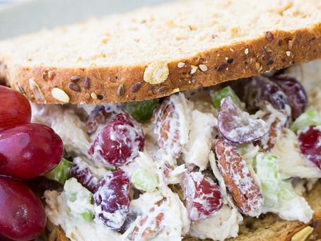 Easy chicken salad