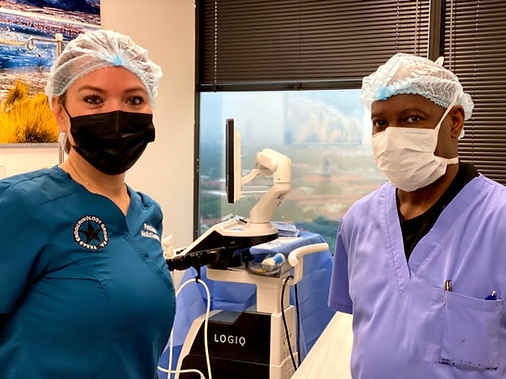 The team at the Thyroid and RFA Center for Excellence in Houston is ready for your visit.