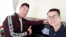 王敏德先生的調音師