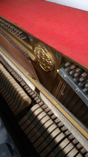 學校鋼琴調音維修工作