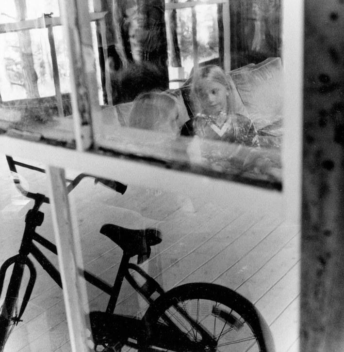 EAST WINDOW (BICYCLE)