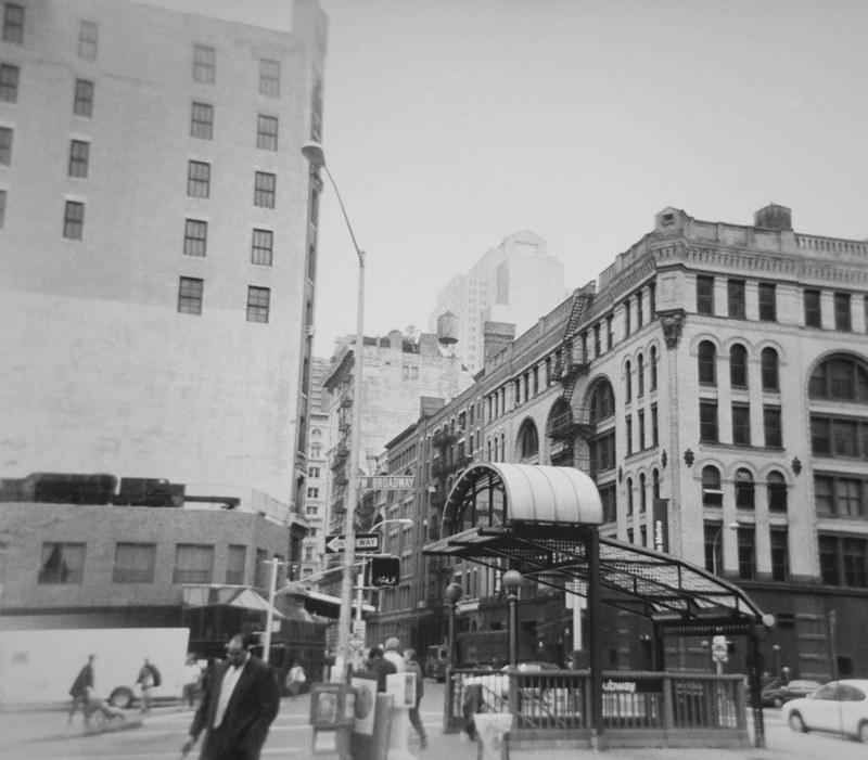 FRANKLIN STREET STATION