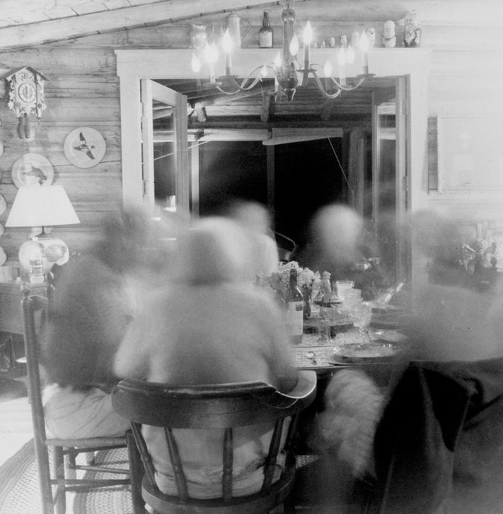 DINNER PARTY (THREE)