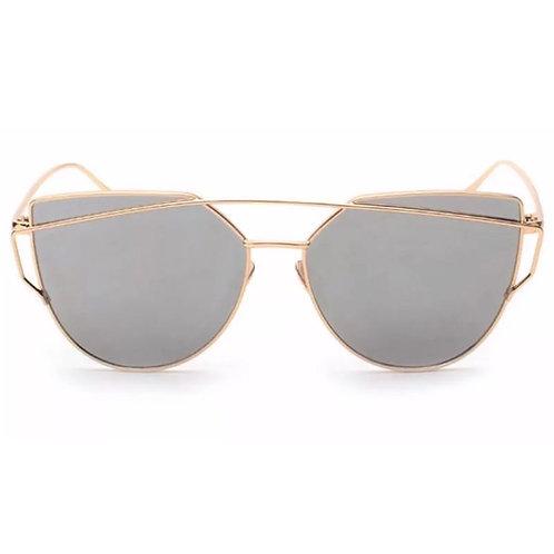 Silver Seattle Sunglasses