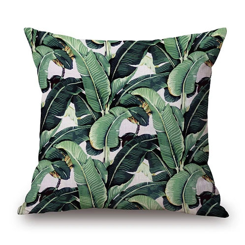 Tropical Forest Pillow Case
