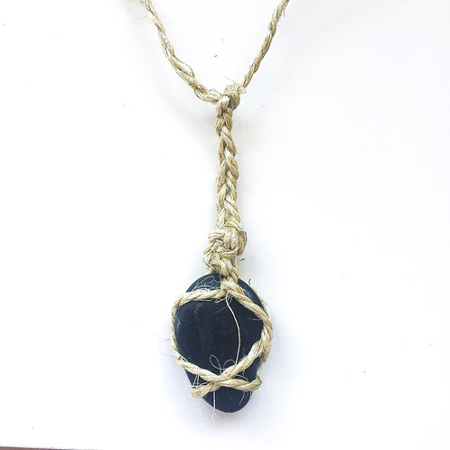 Deep Sea Rope Necklace