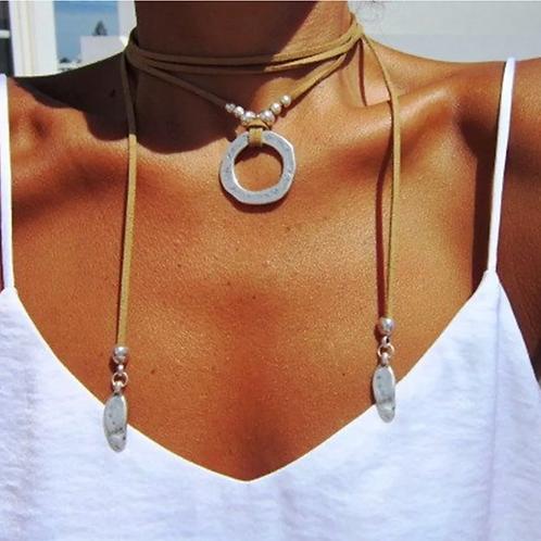 Boho Wrap Necklace
