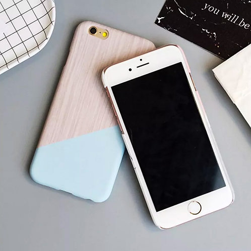 Wood iPhone Case