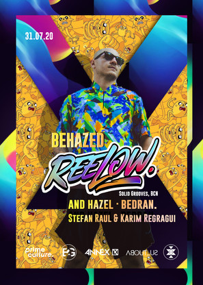 Behazed w/ Reelow (Solid. Grooves, BCN)