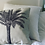 Thumbnail: Single Palm Tree Pillow Case