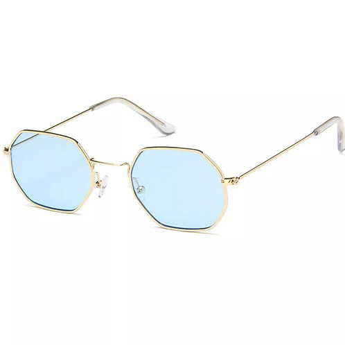 Blue Octo Sunglasses