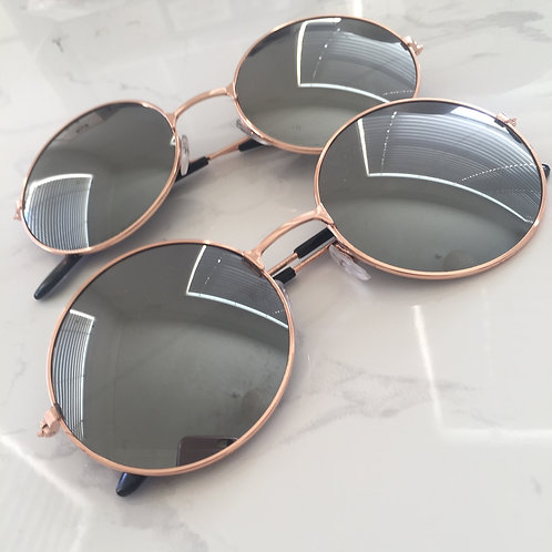 Gun Grey Sunglasses