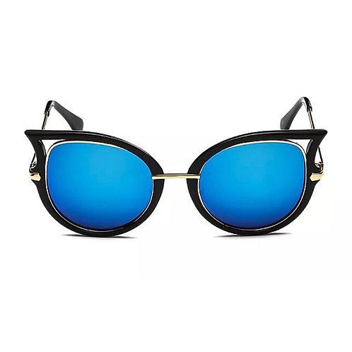 Sky Cat Eye Sunglasses
