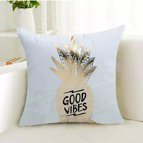 Good Vibes Pillow Case