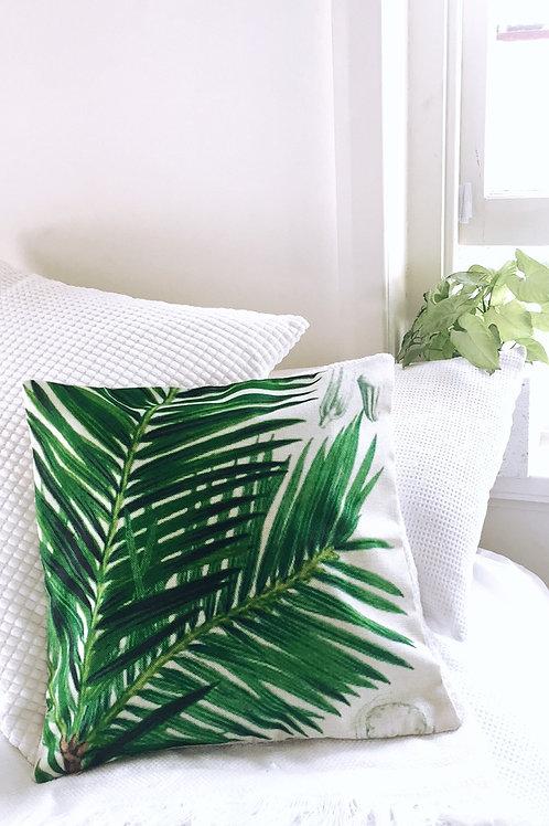 Palm Tree Pillow Case