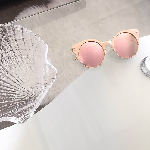 Gold Sunset Sunglasses