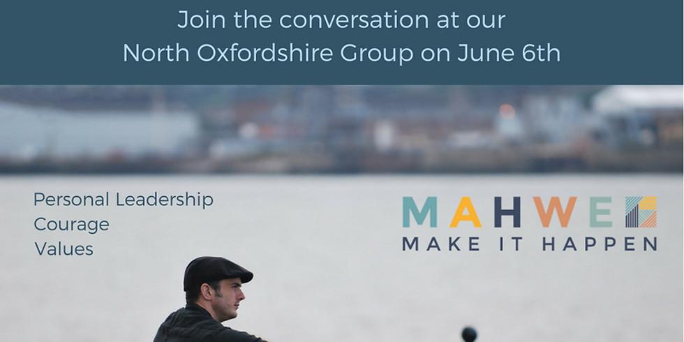 Mahwe North Oxfordshire June 6th