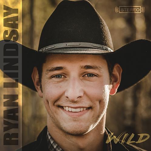 "Ryan Lindsay ""Wild"" CD"