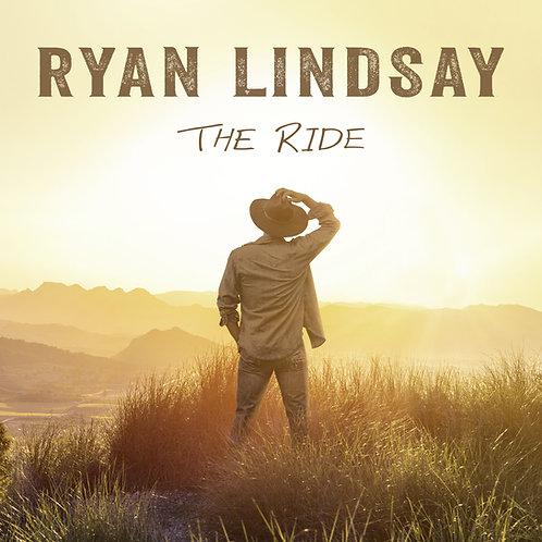 "Ryan Lindsay ""The Ride"" CD"