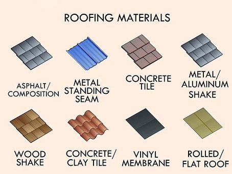 The Best Roofing Materials for Your House
