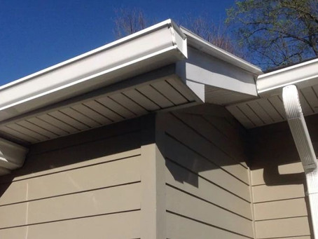 The Benefits of Gutters