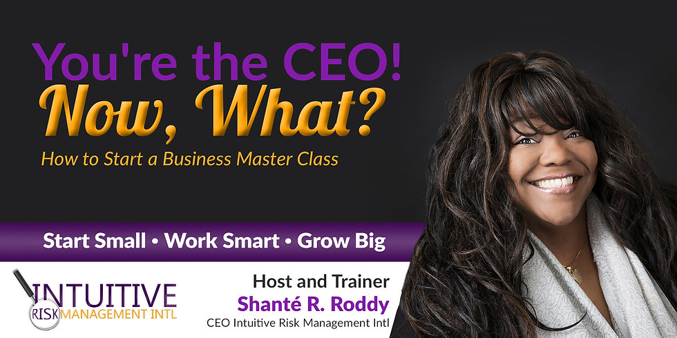 Learn how to start a business.