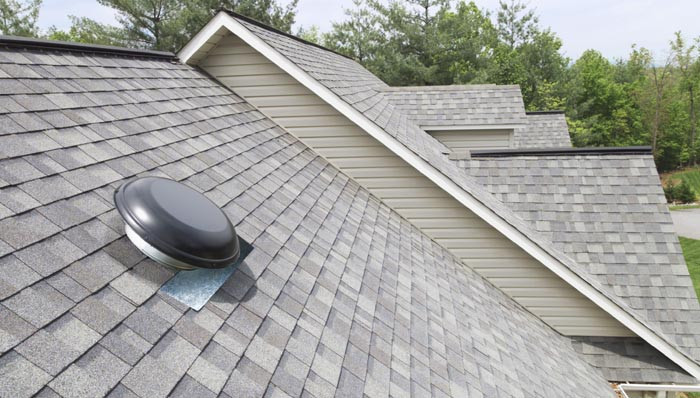 Schenectady NY Home Inspection Types of Attic Ventilation